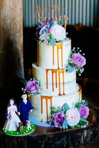 Cake flowers - artificial flowers
