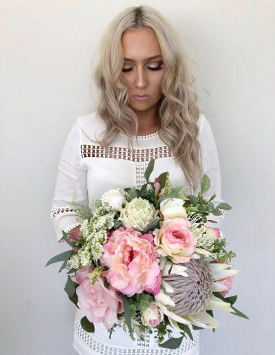 Pink Native Romance Bouquet