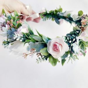 Flower Crowns & Floral Combs