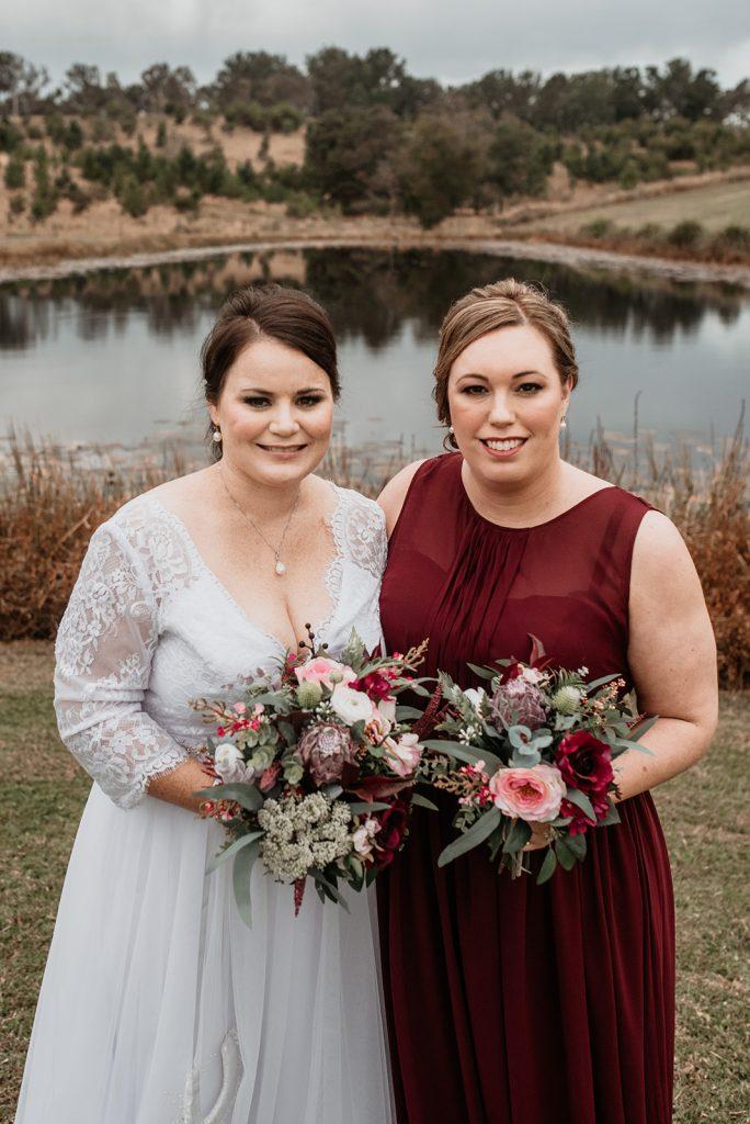 Faux Floral Bouquets - Sunshine Coast Pop Up Weddings